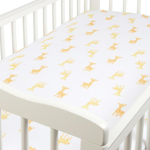 aden by Aden + Anais Cot Sheet