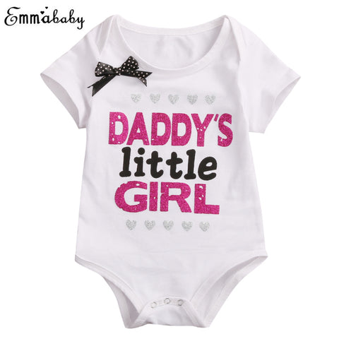 Daddy's Little Girl Romper / Mommy's little princess, Romper - Baby-Bazaar