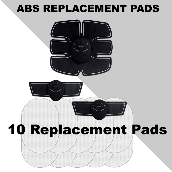 ABS REPLACEMENT PADS