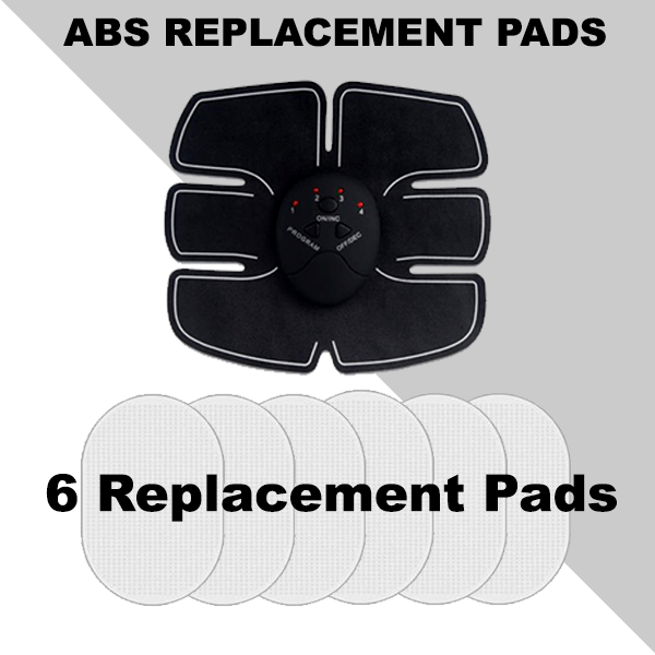 REPLACEMENT GELS ELECTRO PADS