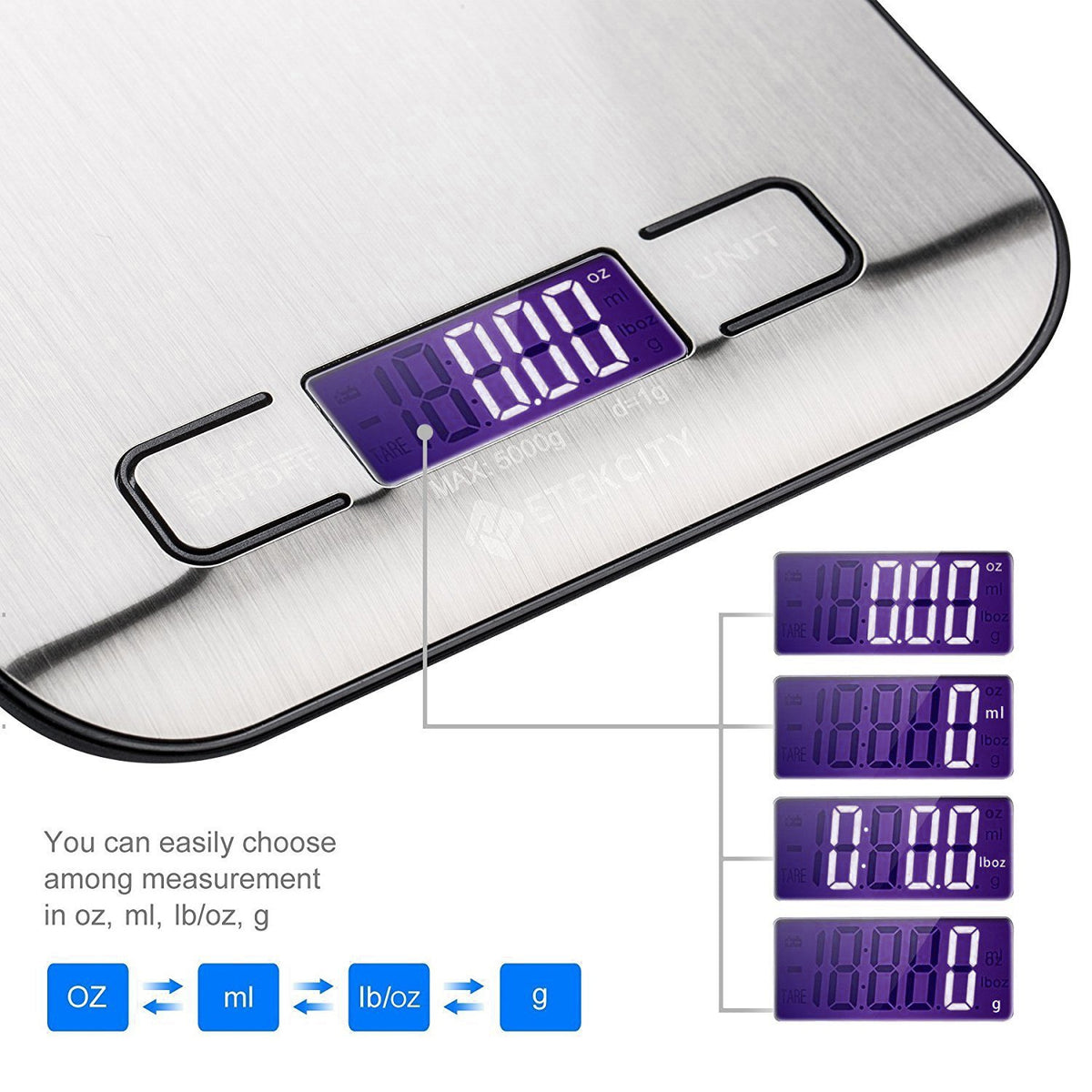 Etekcity-Digital-Kitchen-Scale-Multifunction-Food-Stainless-Steel