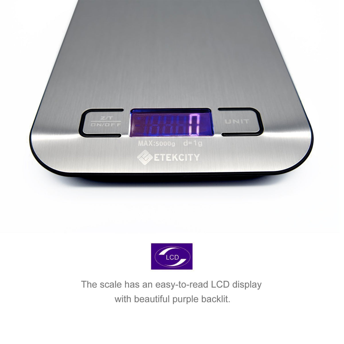 Digital Kitchen Scale Multifunction Food