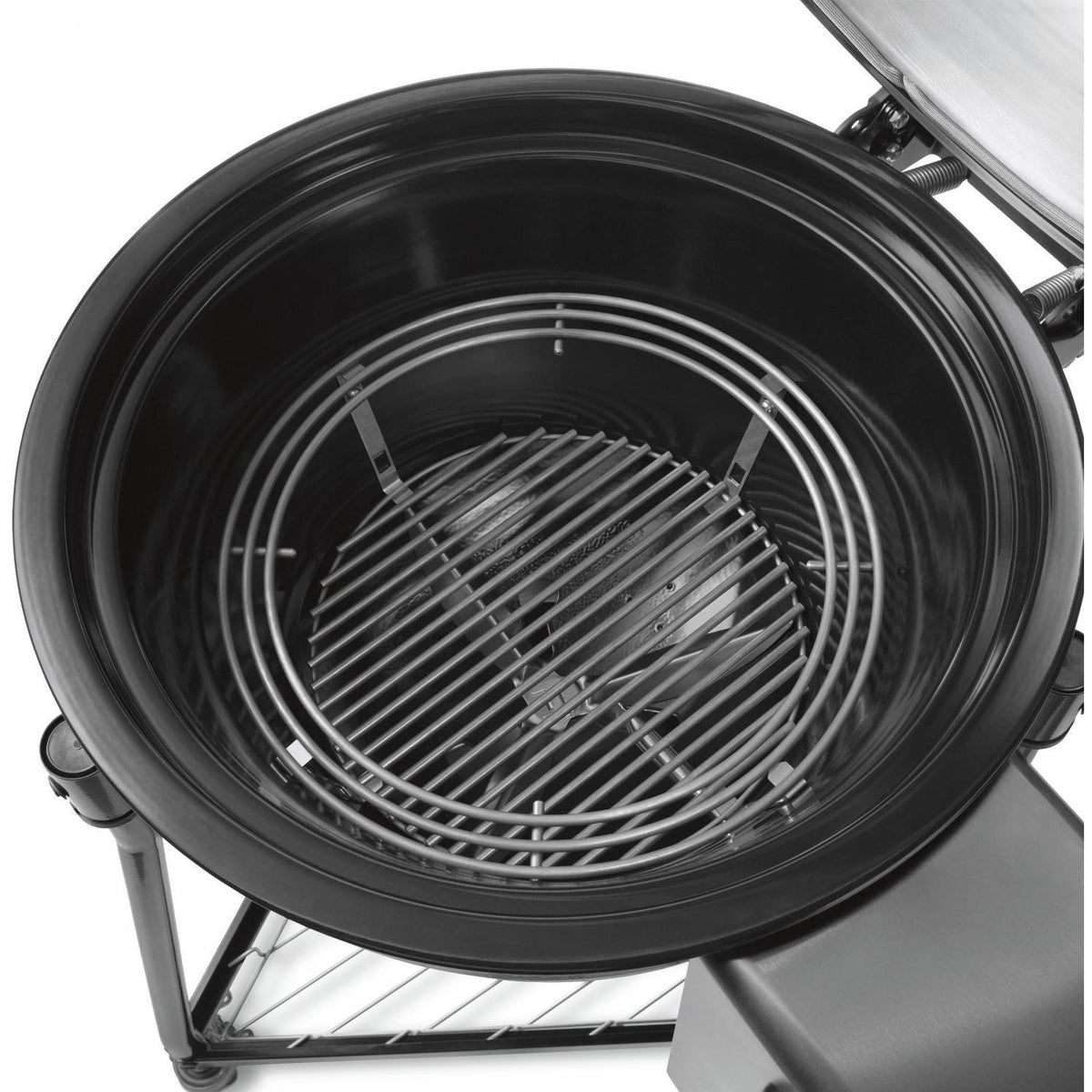 Weber Summit 24-Inch Charcoal Grilling Center - Black (Luxury Grill)