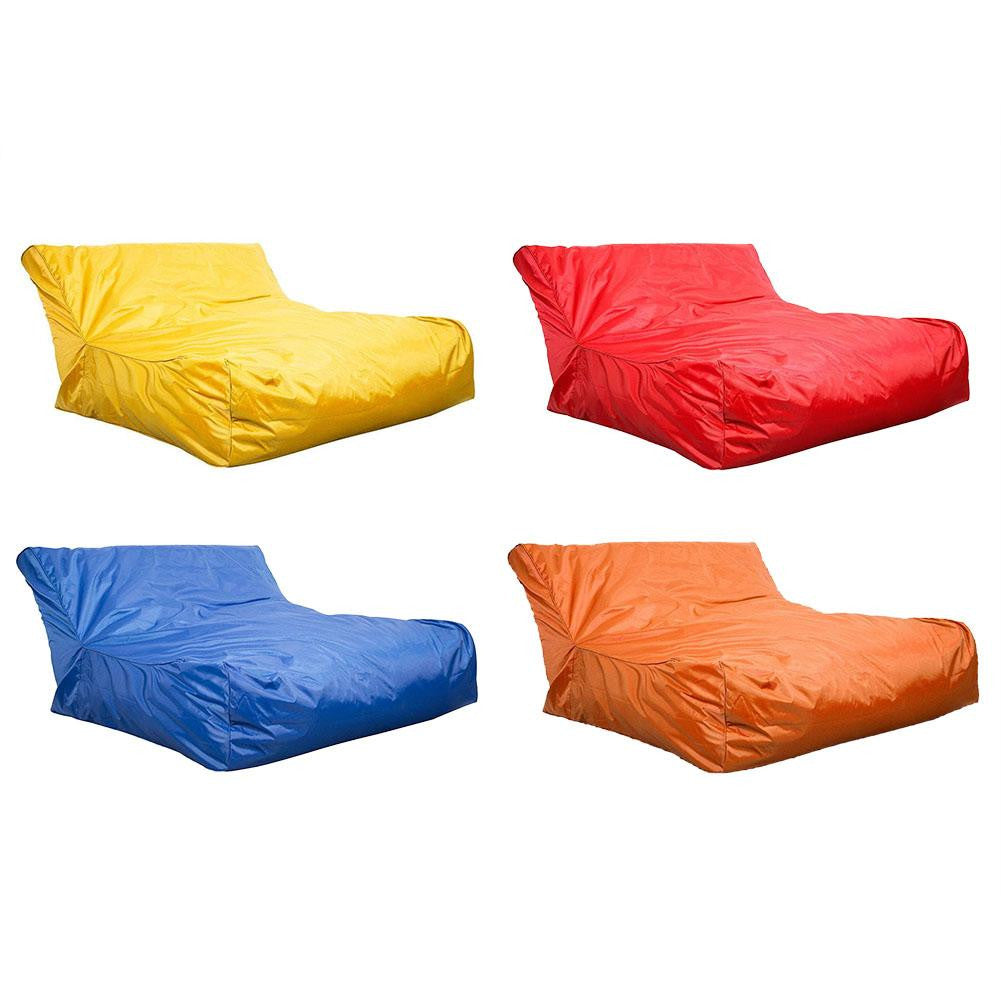 Floating Bean Bag Cover,Waterproof Swimming Pool Floats Bean Bags Cover Soft Lounge Chair Sofa In/Outdoor