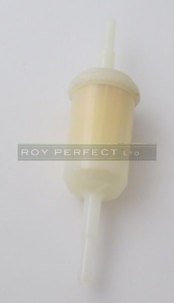 Zetor In-Line Fuel Filter - Roy Perfect LTD