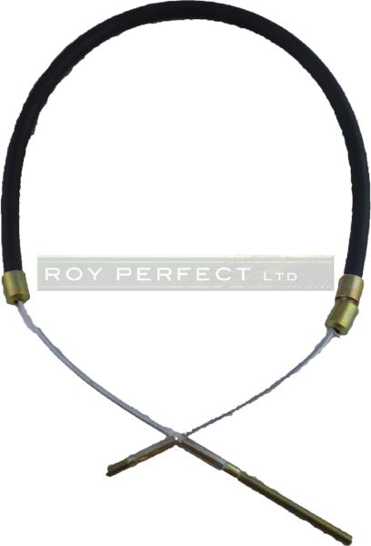 Zetor Hand Brake Cable 3 mm - Roy Perfect LTD