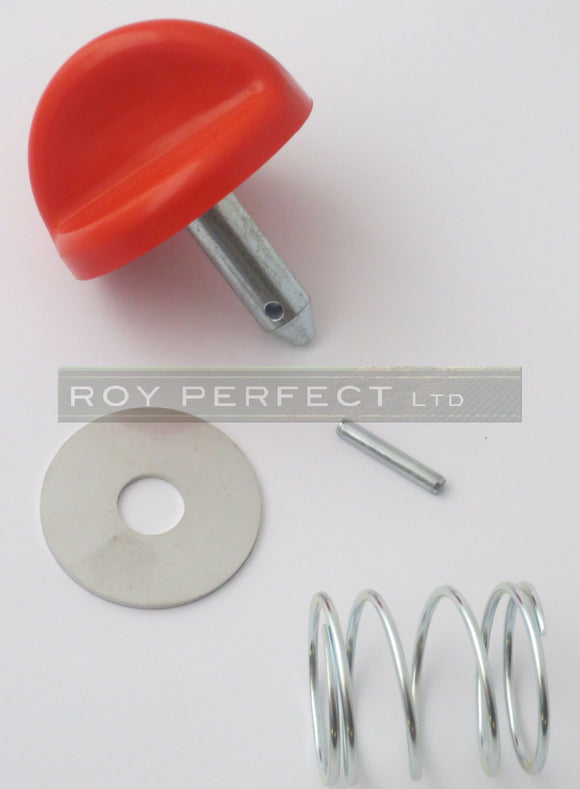 Zetor Button/ Pin Assembly - Roy Perfect LTD