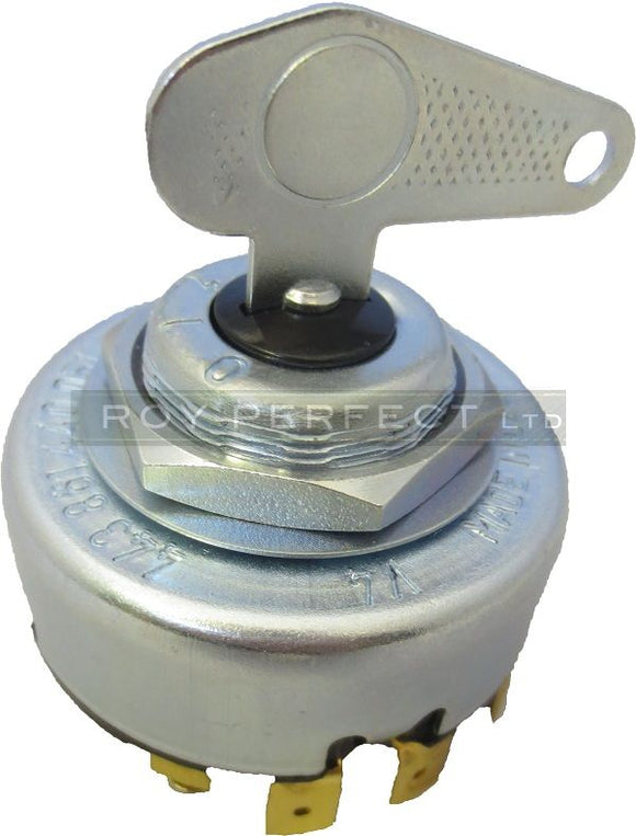 Tractor Ignition Switch - Roy Perfect LTD
