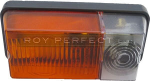 Zetor Front Side Indicator Lamp (Short) - Roy Perfect LTD