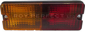 Zetor Rear Lamp (Fits LH or RH) - Roy Perfect LTD