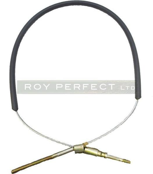 Zetor Hand Brake Cable - Roy Perfect LTD