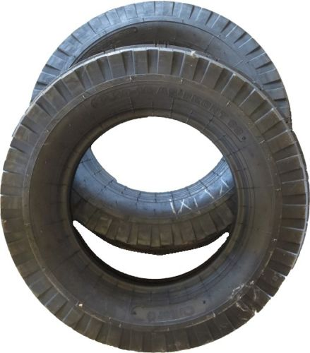 Pair of Cultor Tractor Front Tyres 6.50-16 8PR - Roy Perfect LTD