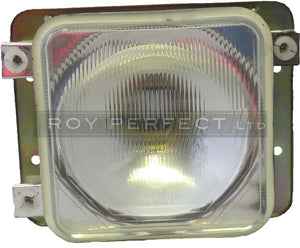Tractor Part Head Lamp (Fits R/H & L/H) - Roy Perfect LTD