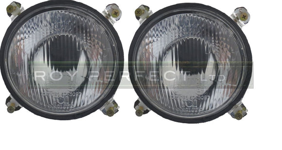 Zetor Crystal Tractor Headlights - Roy Perfect LTD