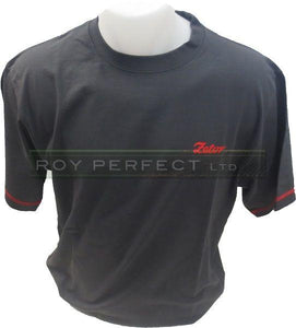 Zetor Tractor Black Men's T-shirt - Roy Perfect LTD