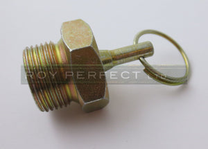 Zetor Air Tank Drain Plug - Roy Perfect LTD