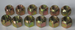 12 X Front Wheel Nuts (19 mm) - Roy Perfect LTD