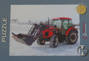 Zetor 8441 Jigsaw Puzzle - Roy Perfect LTD