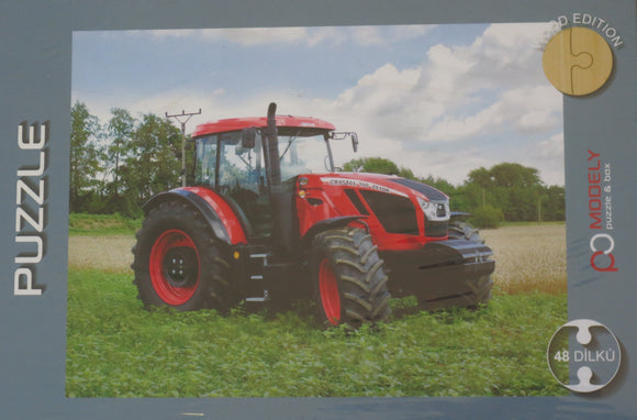 Zetor Crystal 160 Jigsaw Puzzle - Roy Perfect LTD