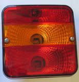 Zetor Super Rear Light - Roy Perfect LTD