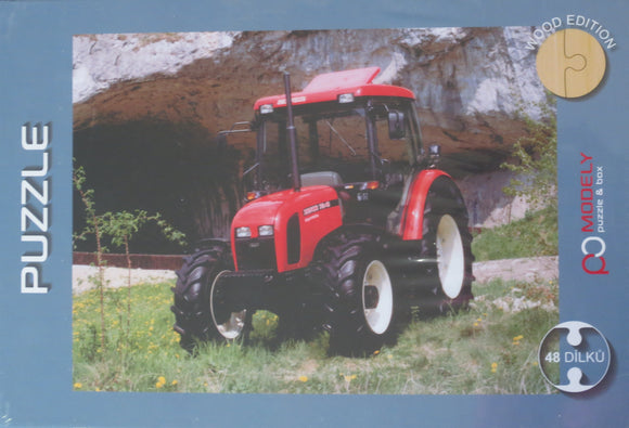 Zetor 7341 Jigsaw Puzzle - Roy Perfect LTD