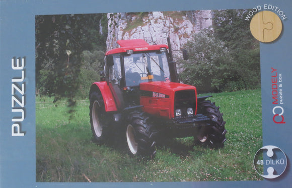 Zetor 116 41 Jigsaw Puzzle - Roy Perfect LTD