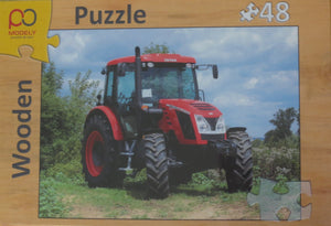 Zetor Proxima 90 Jigsaw Puzzle - Roy Perfect LTD