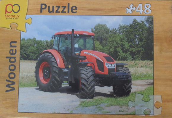 Zetor Forterra 150 HD Jigsaw Puzzle - Roy Perfect LTD