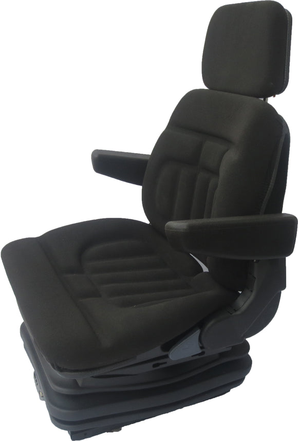 Low Back Wide Cloth Seat RPSEAT20 - Roy Perfect LTD