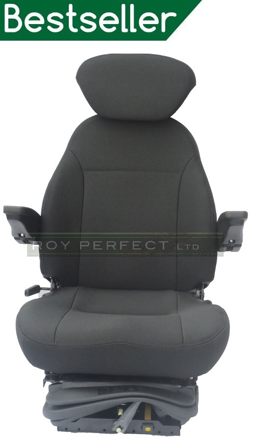 Tractor & Digger Mechanical Seat  RPSEAT01 - Roy Perfect LTD