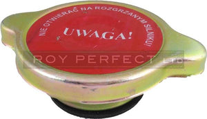 Ursus Radiator Cap - Roy Perfect LTD