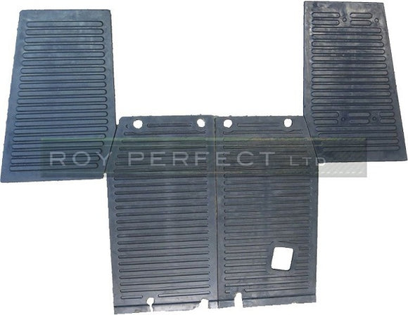 Zetor Tractor Cab Floor Mats - Roy Perfect LTD