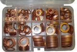 Copper Washer Pack 1 - Roy Perfect LTD