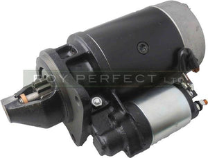 David Brown & Case Tractor Starter Motor - Roy Perfect LTD