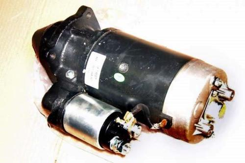JCB Starter Motor - Roy Perfect LTD