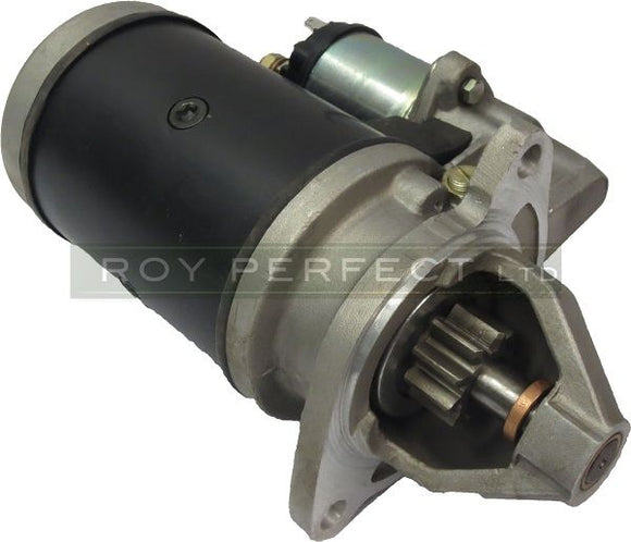 Landini, Massey Ferguson, Perkins Engine, LRS-190 Tractor Starter Motor - Roy Perfect LTD