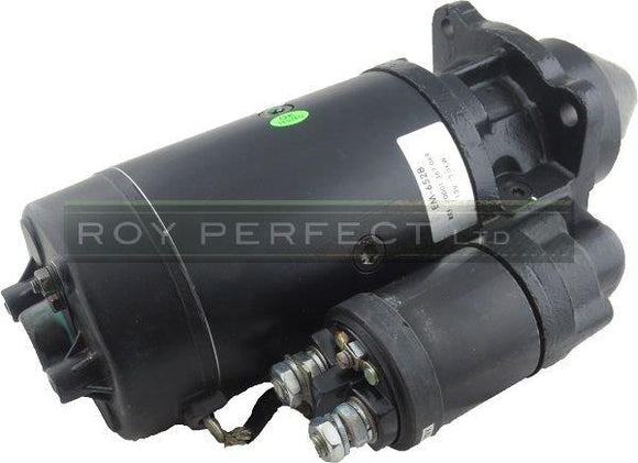 Massey Ferguson Starter Motor - Roy Perfect LTD