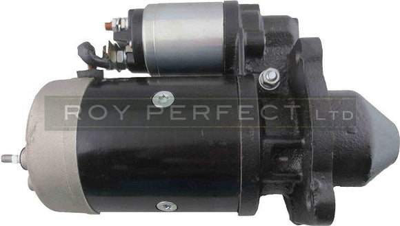 David Brown LRS 166 Starter Motor - Roy Perfect LTD