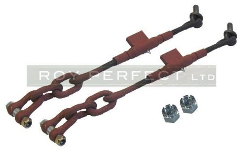 Pair of Zetor Stabilizers/ Check Chains - Roy Perfect LTD