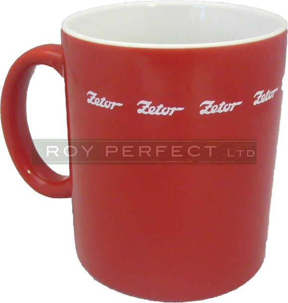 Zetor Tractor Mug Cup - Roy Perfect LTD