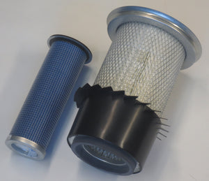 Zetor Air Filters Inner & Outer Proxima Super - Roy Perfect LTD