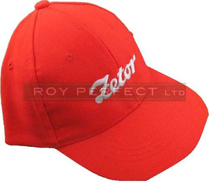 Zetor Tractor Children's Red Baseball Cap - Roy Perfect LTD