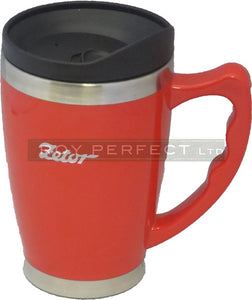 Zetor Tractor Red Thermal Mug - Roy Perfect LTD