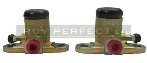 Pair of Brake Slave Cylinders for Zetor Tractors - Roy Perfect LTD