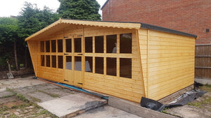 20x12 summerhouse