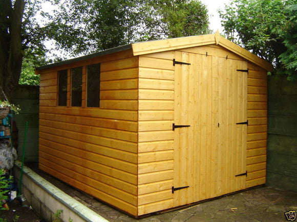 10x8 Apex Shed