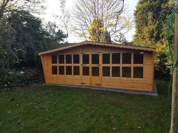 20x10 Summerhouse
