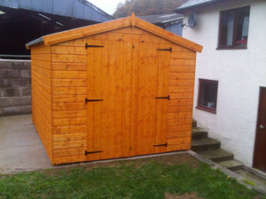 12x8 Apex Shed
