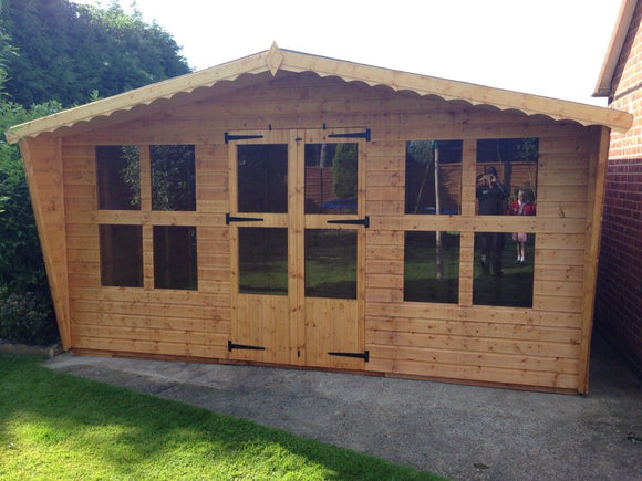 14x8 Summerhouse