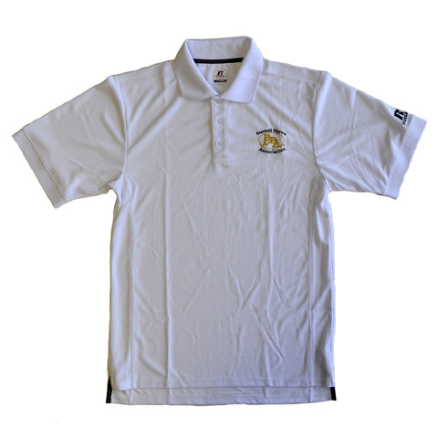 BPA White Polo Shirt